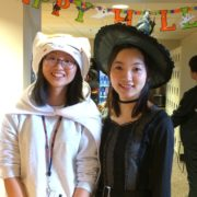 Halloween - Chinese Students