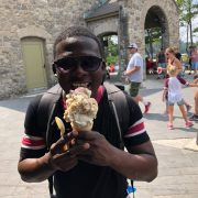 Fulbrighters 2018 Cyrille